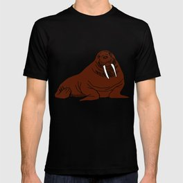 The august walrus T-shirt