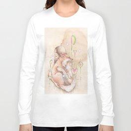 Darling Fox and me Long Sleeve T-shirt