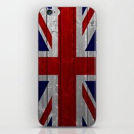 Rule Britannia iPhone Skin
