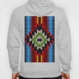 American Native Pattern No. 96 Hoody