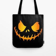 Evil Black Jack Tote Bag