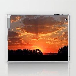 Idaho Sunset Laptop & iPad Skin