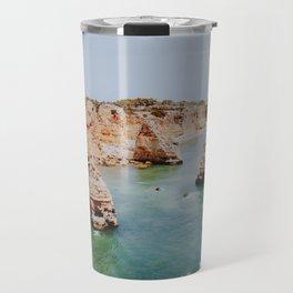 summer coast vi / algarve, portugal Travel Mug