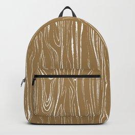 Golden Zen Garden Backpack