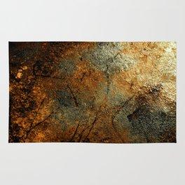 Rust Texture 69 Rug