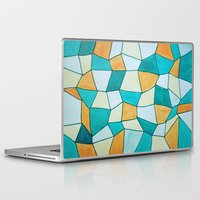 square Laptop & iPad Skins featuring Square by sinonelineman