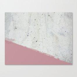 SIDEWALK Canvas Print