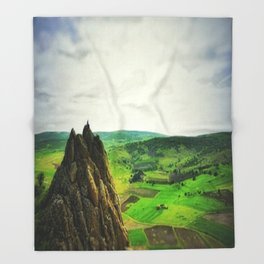plateau Throw Blanket