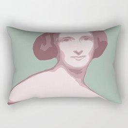 Mary Shelley Rectangular Pillow