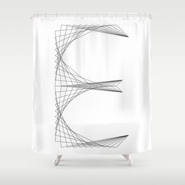 E. Shower Curtain