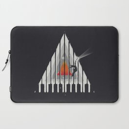 Cosmic Piano Laptop Sleeve