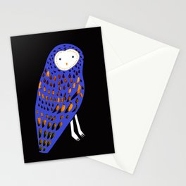 beautiful owl Stationery Cards