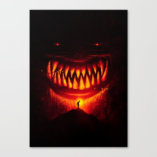 There's No Other Way Canvas Print