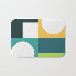 Modern Geometric 55 Bath Mat