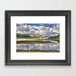 Loch Sunart from Strontian Framed Art Print