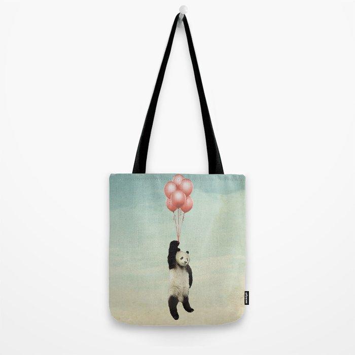 pandaloons Tote Bag