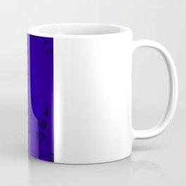 Morgen, heute, gestern. Coffee Mug
