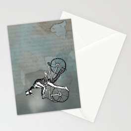 Goose Ride Stationery Cards