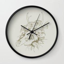 Dead Spring Wall Clock
