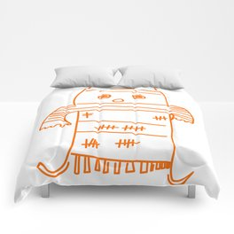 Blankie Monster Comforters