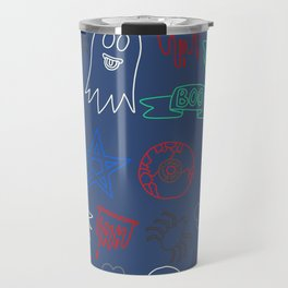 Trick or treat #4 Travel Mug