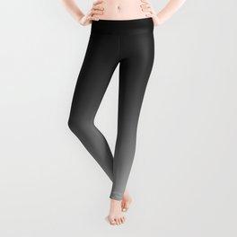 Ombre Grey Leggings