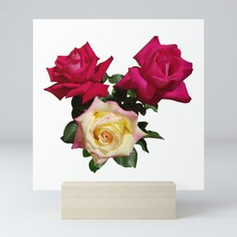 Rose Bouquet Mini Art Print