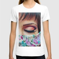 make up T-shirts featuring Make Up by Eduard Leasa Photography