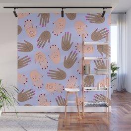hands boucherouite Wall Mural