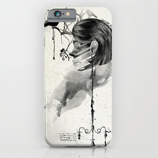 Find me into myself iPhone & iPod Case