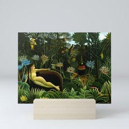 Henri Rousseau The Dream Mini Art Print