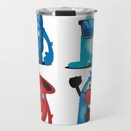Foursome Travel Mug