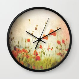Fractions A57 Wall Clock