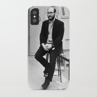 marc johns iPhone & iPod Cases featuring Marc Handelman by Skyla Pojednic