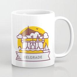 Travel: Belgrade, Serbia Coffee Mug