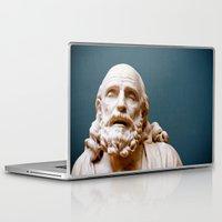 philosophy Laptop & iPad Skins featuring Philosophy of Pleasure by youngkinderhook