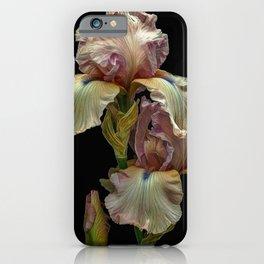 Iris Love iPhone Case