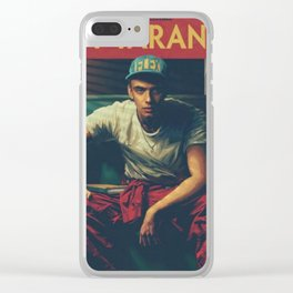BOBBY TARANTINO - LOGIC Clear iPhone Case