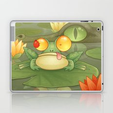 Swamp Snack Laptop & iPad Skin