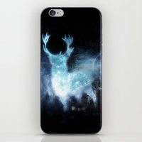 stag iPhone & iPod Skins featuring stag by Tati™