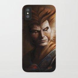 ThunderCats Collection - Tygra iPhone Case