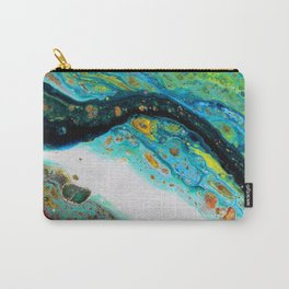 Layers of Earth Carry-All Pouch