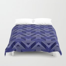 Op Art 99 Duvet Cover
