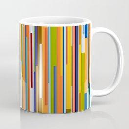 Abstract Composition 609 Coffee Mug
