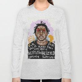 Kendrick Lamar Long Sleeve T-shirt