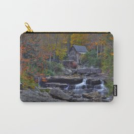 Glade Creek Grist Mill in Autumn Carry-All Pouch
