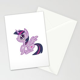 Twilight Sparkle Chibi Stationery Cards