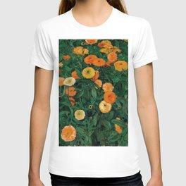 """Koloman (Kolo) Moser """"Marigolds"""" T-shirt"""