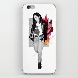 Winona Ryder iPhone Skin