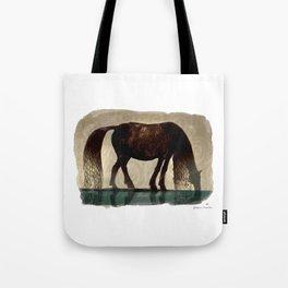Horse (Kelpie) Tote Bag